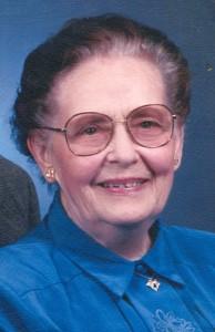 Selma E. Hanson