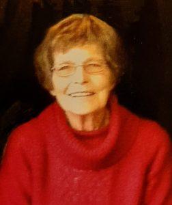 Dorothy Jane (Tuntland) Swenson